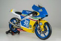 Das Bike vom 3570 Team Italia