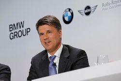 Harald Krüger, Vorstandsvorsitzender der BMW AG