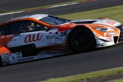 #36 Team Tom's Lexus LC500: James Rossiter, Yuhi Sekiguchi