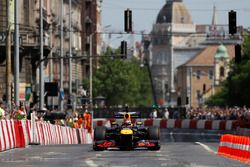 Max Verstappen, Red Bull Racing driving