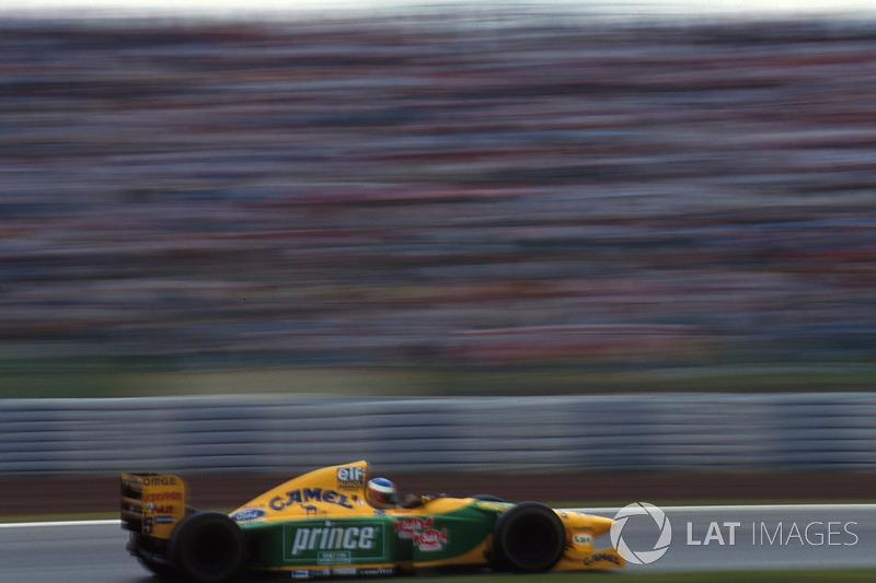 Michael Schumacher, Benetton B193A
