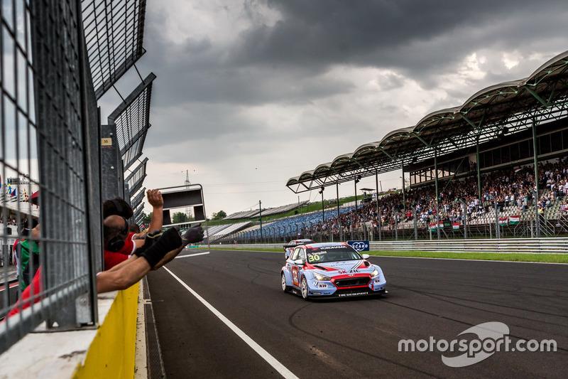 Ganador, Gabriele Tarquini, BRC Racing Team Hyundai i30 N TCR