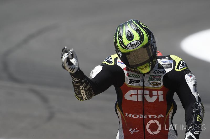 MotoGP Spanyol: Cal Crutchlow, Team LCR Honda