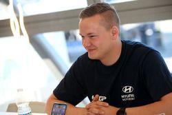 Jari Huttunen, Hyundai Motorsport