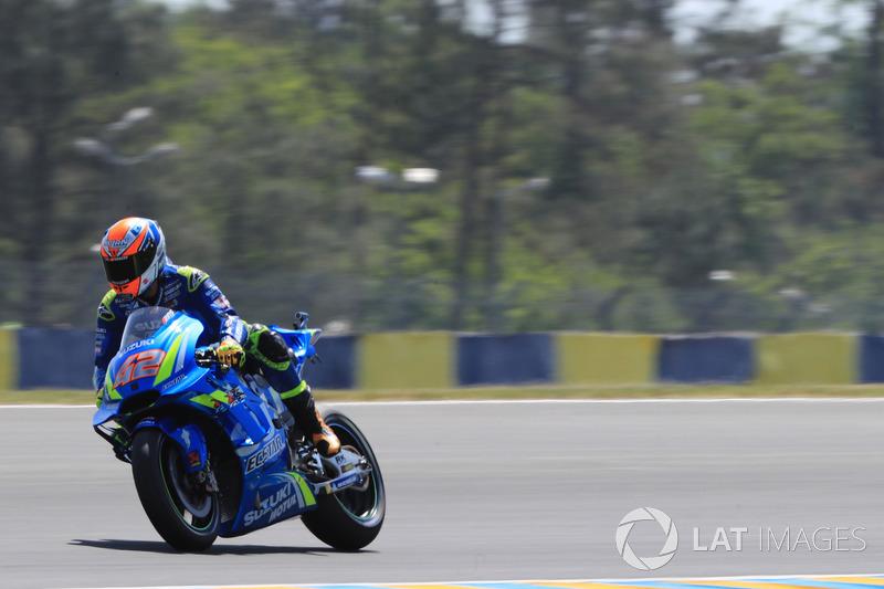 10. Alex Rins, Team Suzuki MotoGP