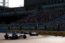 Stéphane Sarrazin, Andretti Formula E Team, Andre Lotterer, Techeetah, Nicolas Prost, Renault e.Dams