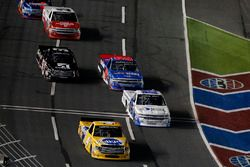 Todd Gilliland, Kyle Busch Motorsports, Toyota Tundra Pedigree Austin Hill, Young's Motorsports, Chevrolet Silverado