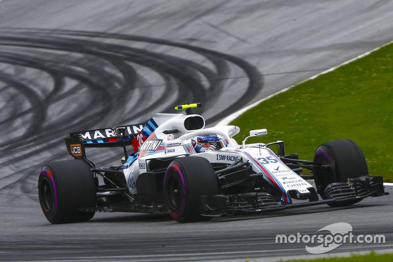 16. Сергей Сироткин, Williams FW41