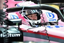 Никита Мазепин, Sahara Force India F1 VJM10