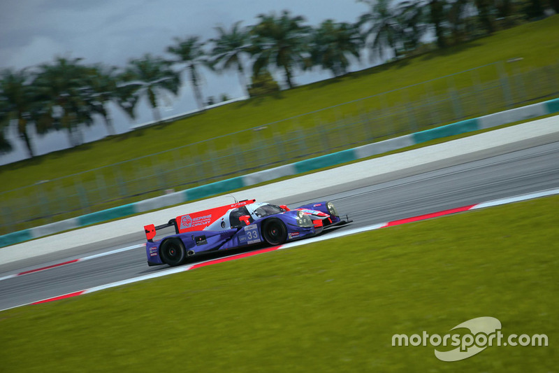 (LMP2) #44 Eurasia Motorsport Ligier JS P2 Nissan: Marko Asmer, Jake Parsons, Nabil Jeffri