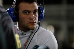 #85 JDC/Miller Motorsports ORECA 07, P: Simon Trummer,