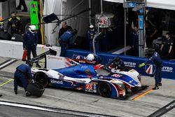Пит-стоп: Фил Хэнсон, Ландо Норрис, Фернандо Алонсо, United Autosports, Ligier LMP2 (№23)