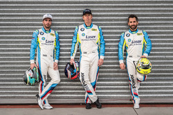#100 BMW Team SRM BMW M6 GT3: Steven Richards, Timo Glock, Phillip Eng