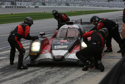 Pit stop, #38 Performance Tech Motorsports ORECA LMP2: James French, Kyle Masson, Pato O'Ward, Joel Miller