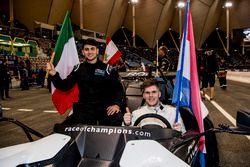 Команда Simracing All Stars: Энцо Бонито и Руди ван Бюрен