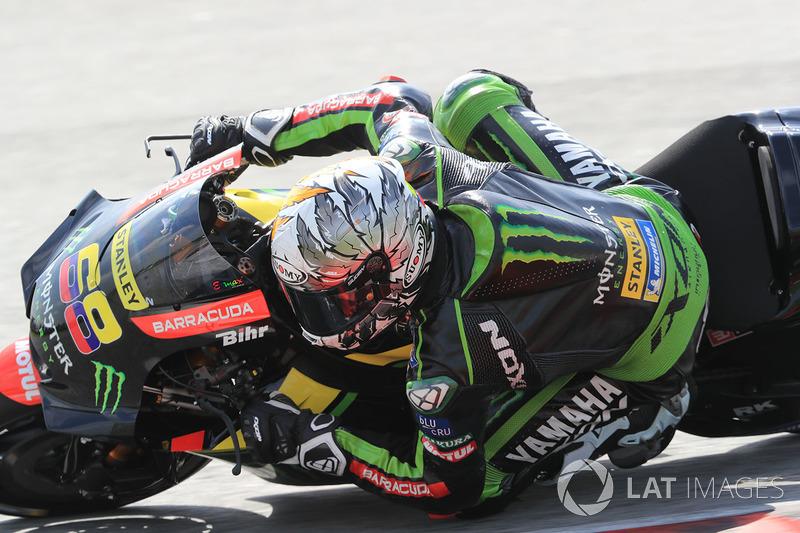 Yonny Hernandez, Monster Yamaha Tech 3