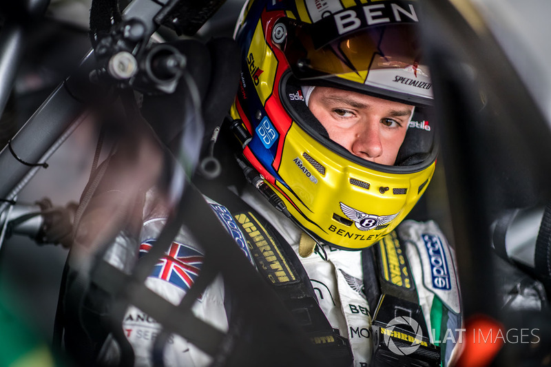 #17 Bentley Team M-Sport Bentley Continental GT3: Jules Gounon