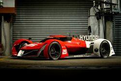 Hyundai N 2025 Vision GT Gran Turismo Sport tanıtımı