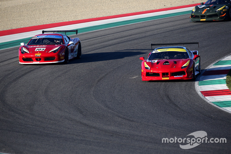 #415 Ferrari of Vancouver Ferrari 488: Murray Rothlander