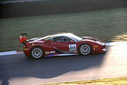 #415 Ferrari de Vancouver Ferrari 488: Murray Rothlander