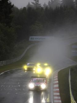 #25 Team BWT Mücke Motorsport Audi R8 LMS GT3: Stefan Mücke, Christer Jöns, Marcel Fässler, Pierre Kaffer
