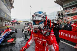 Racewinnaar Giuliano Alesi, Trident