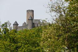 The Nurburg castle