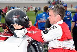 Kyle Belmont, Ryan Blaney, Team Penske, Ford Fusion REV Group