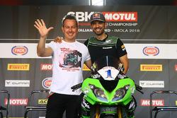 Maunuel Puccetti, Kenan Sofuoglu, Kawasaki Puccetti Racing