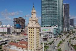 Miami: Freedom Tower und Biscayne Boulevard