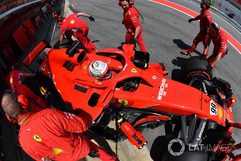 Test post GP de España