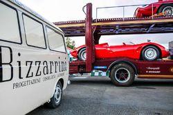 Des voitures italiennes