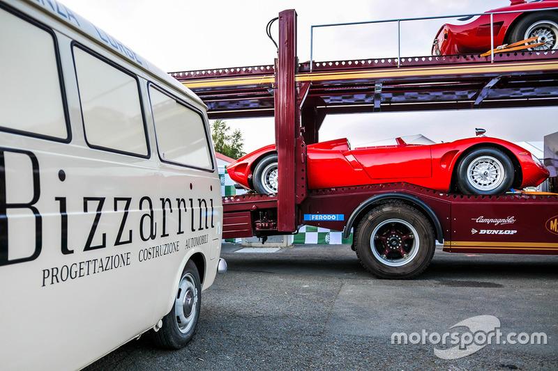 Classic Italian cars