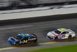 Michael McDowell, Front Row Motorsports, Ford Fusion K-LOVE RADIO, Kasey Kahne, Leavine Family Racing, Chevrolet Camaro Thorne Wellness