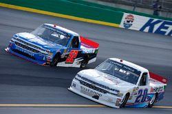 Tate Fogleman, Young's Motorsports, Chevrolet Silverado OEM2 Powered by TruNorth