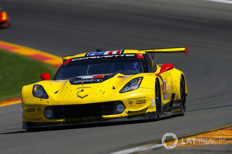 #4 Corvette Racing Chevrolet Corvette C7.R, GTLM: Oliver Gavin, Tommy Milner