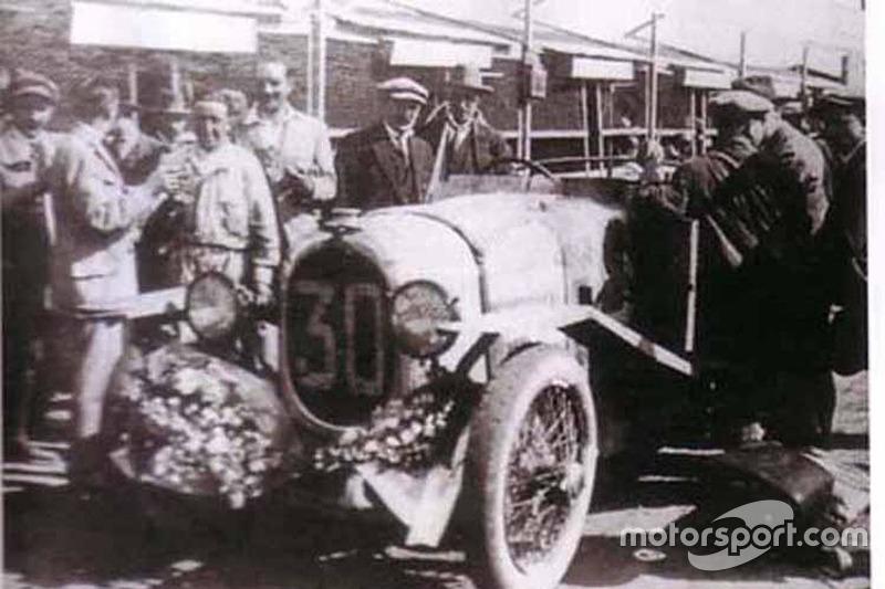 1924: Manso de Zuñiga (2 participaciones)