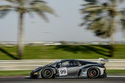 #99 Attempto Racing Lamborghini Huracan GT3: Ali Capan, Clemens Schmid, Isaac Tutumlu