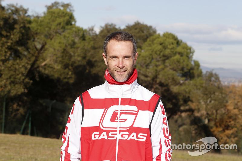 Johnny Aubert, GasGas Rally Team