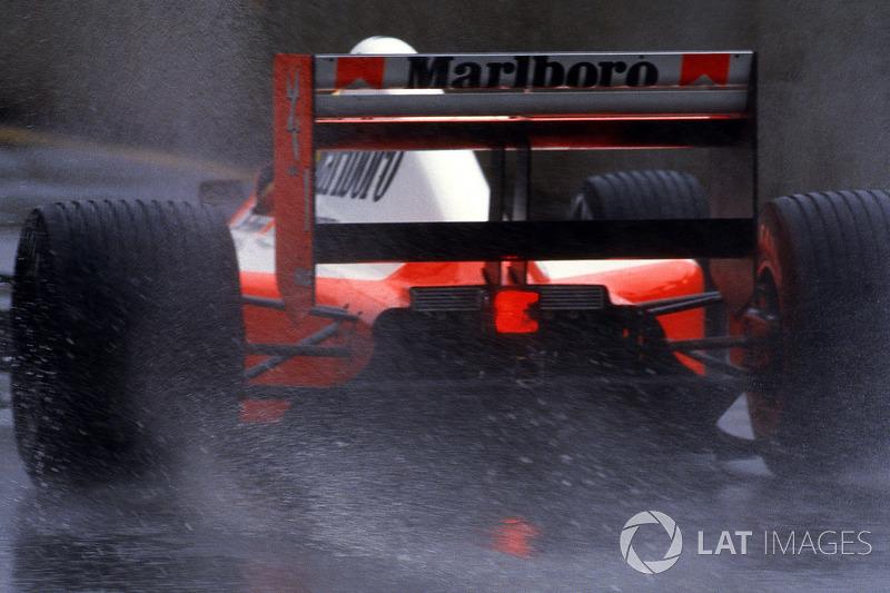 GP du Brésil 1991