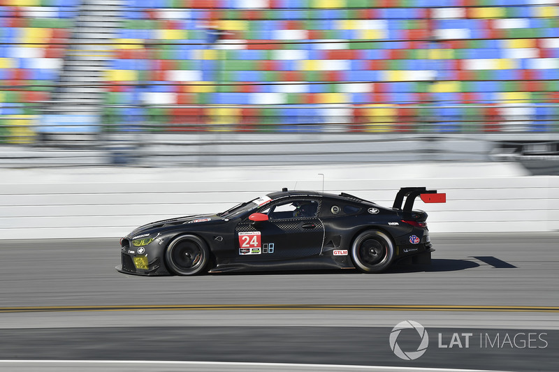 #24 BMW Team RLL BMW M8 GTLM