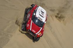 #305 X-Raid Team Mini : Mikko Hirvonen, Andreas Schulz