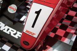 MRF F2000 nose detail