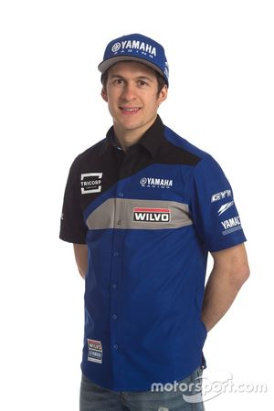 Jeremy Seewer, Wilvo Yamaha Official MXGP Team