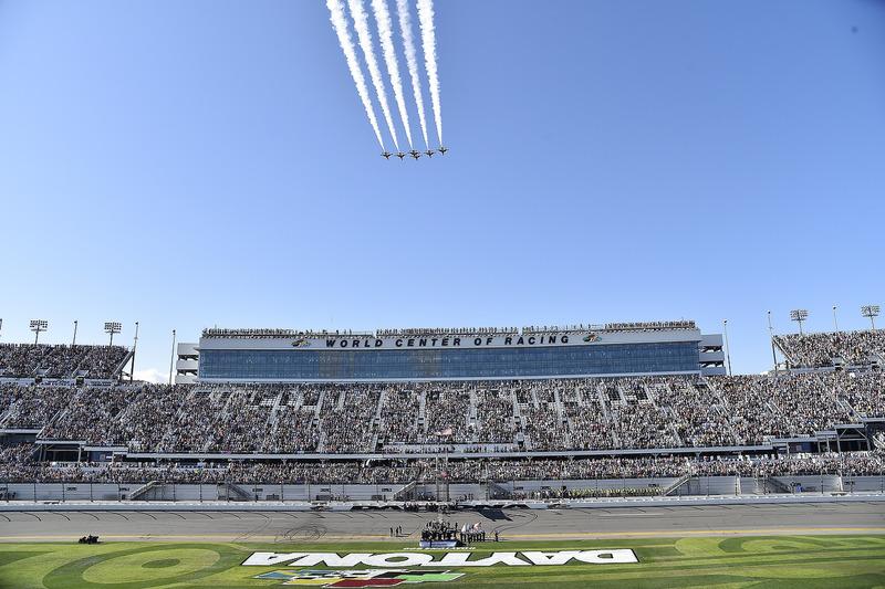 Suasana jelang Daytona 500 ke-60