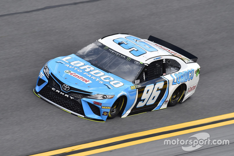 30. D.J. Kennington, Gaunt Brothers Racing, Toyota