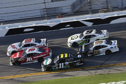 Ryan Truex, Kaulig Racing, Bar Harbor / Sea Watch International Chevrolet Camaro and Ryan Reed, Rous