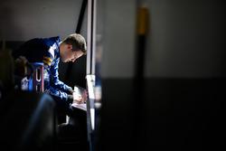 Alex Bowman, Hendrick Motorsports Chevrolet Camaro firma autografi
