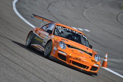#03 MP1B Porsche GT3 Cup: Juan Ramirez of MGM Racing