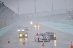 #169 MP2B BMW M3: Adam Yunis, Rick Dewall, John Estupian of TLM USA, #202 MP3A Mercedes C250 AMG Spo